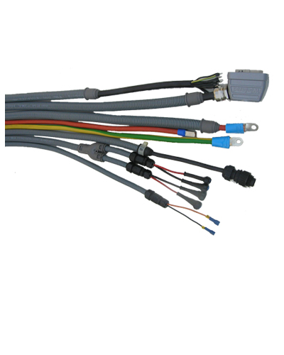 wiązki kablowe elektryczne