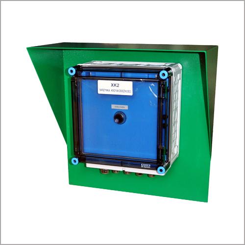 pulpity sterownicze do maszyn i urządzeń stacjonarnych