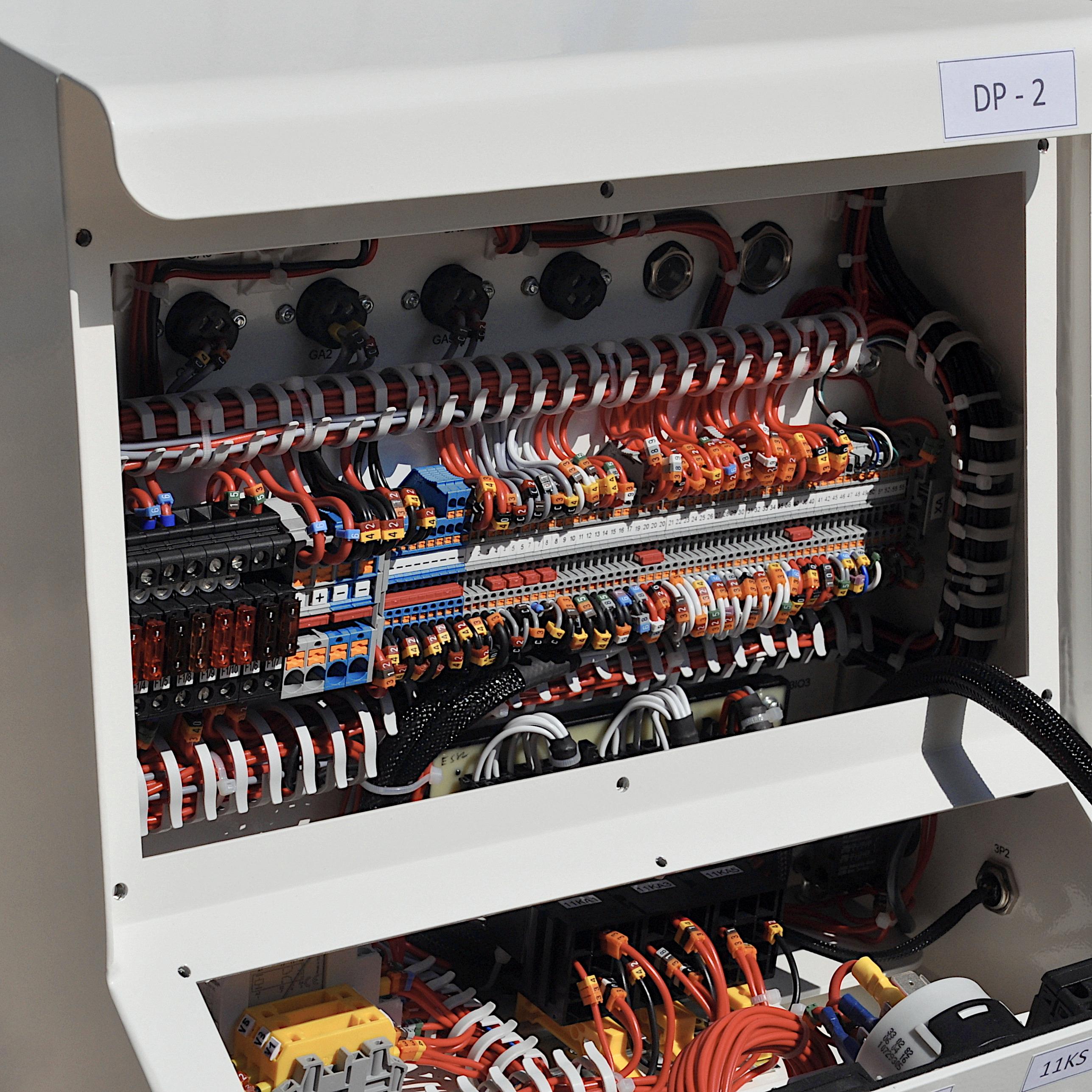 pulpit sterowniczy do maszyn samojezdnych