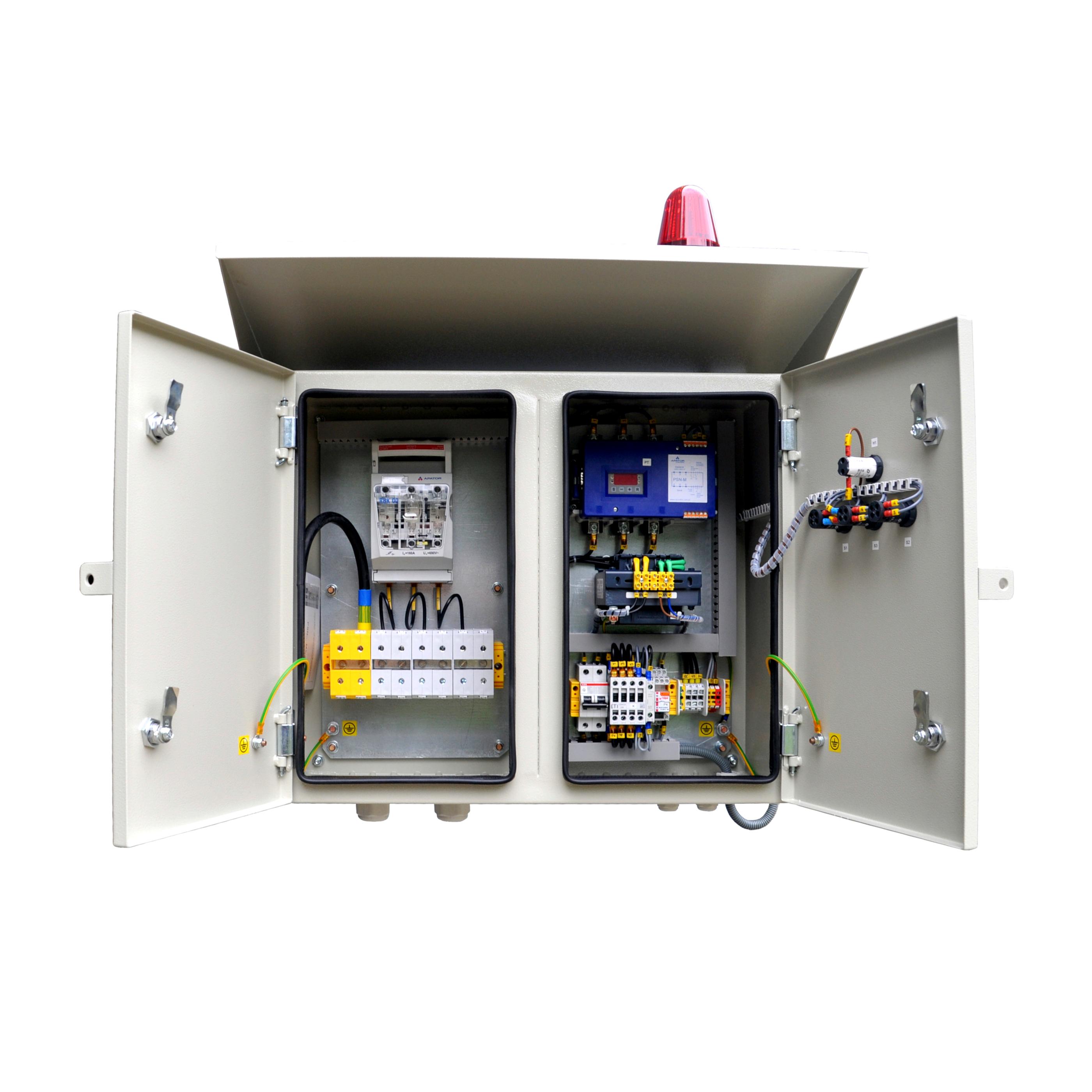 szafy sterownicze i automatyki